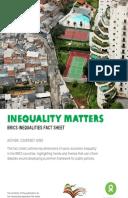 Inequality Matters: BRICS inequalities fact sheet