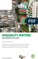 Inequality Matters: BRICS inequalities fact sheet