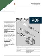 02 DICTATOR Damping Solutions