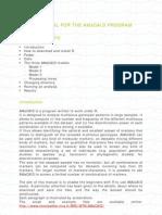 AMaCAID User's Manual