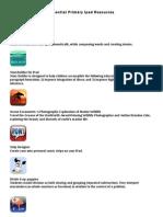 Essential Primary iPad Resources