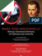 Marx Atau Machiavelli Liddle NMML V