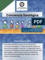 Conciencia Fonologica Listo