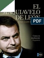 ElMaquiavelodeLeon.JoseGarciaA