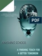 Finsihing School Flyer