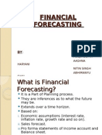 Financial Forecasting Planning 1226943025978198 9