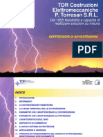 w 3 - Surge Defense System Protezioni Elettroniche Innovative