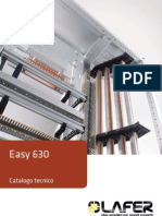 Catalogo Easy 630 tecnico