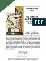 Wie Karl May Adolf Hitler Traf Und Andere Wahre Geschichten