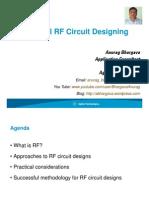 Practical RF Circuit Design