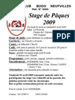 Invitation Stage 2009