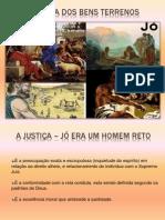 LIÇÃO 10 A PERDA DOS BENS TERRENOS
