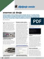 Umrezavanje i Deljenje Internet Veze