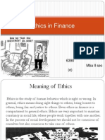 unethical financial practices ppt