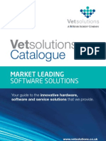 Vetsolutions catalogue