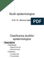 Studii Epidemiologice