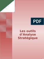 outils d'analyse stratégique