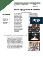 Newsletter - Spring 2013