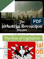 Europe:industrial revolution