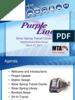 Silver Spring Transit Center NWG