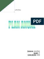 Plan Anual 3ro