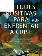 Atitudes Para Enfrentar as Crises