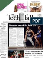 The Tech Talk 3.28.13