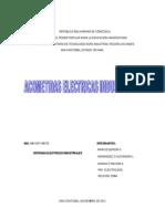 Acometidas Electricas Industriales