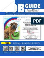 The Job Guide Volume 25 Issue 6