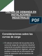 9factor de Demanda en Instalaciones Industriales