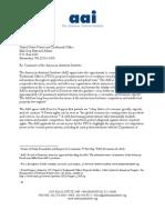 """American Antitrust Institute on IV """"Tricks"""""""