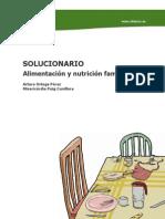 Alimentacion y Nutricion Familiar