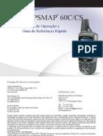 Manual de Operação do GPSmap 60CSX-60CS