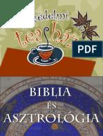Biblia Es Asztrologia Dia