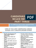 Cardiovascular System Part Three