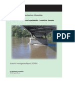 Bridge Scour Usgs Sir 2004-5111