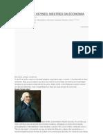 Adam Smith e Keynes