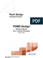 PDMS-Design Reference Manual Part1