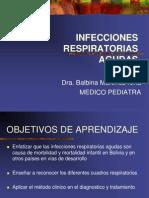INFECCIONES RESPIRATORIAS SUPERIORES2013