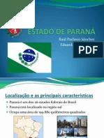 Estado de Parana (Ppt)