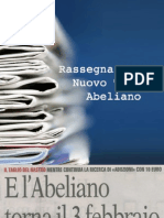 Rassegna Stampa NuovoTeatro Abeliano