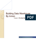 Building the Data WareHouse - Chapter 03 The Data Warehouse and Design