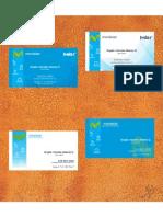 Tarjeta Comercial - Hola Comunicaciones