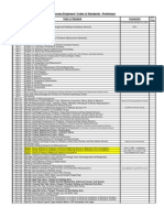 WG's Process Engineers' Codes & Standards