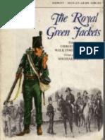 Osprey, Men-At-Arms #052 the Royal Green Jackets (1975) OCR 8.12