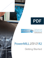 PowerMILL_2012_R2 - Getting Started