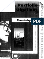 Chemistry IAs Book