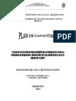 PLAN_CAPACITACIÓN aula innovacion