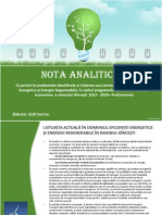 Nota Analitica Ee & Er