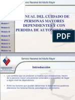 Presentacion Manual AM Dependiente